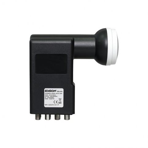 Edision Octo-Switch LNB Ø40mm 0,1dB für 8 Teilnehmer