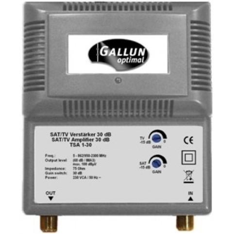 Gallun Sat/BK-Verstärker 30dB