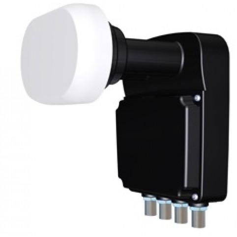 Inverto Black Pro Quad Monoblock 4,3° Ø23mm 0,2dB