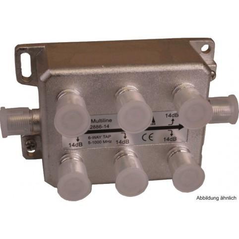 BK-Abzweiger 6-fach 5-860 MHz