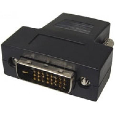 Adapter HDMI-Kupplung < > DVI-Stecker