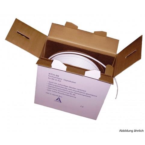 SAT Minikabel in der Box 95dB 200m