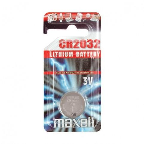 MAXELL Lithium Knopfzelle CR2032 1er Blister