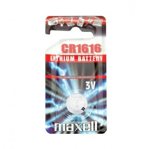 MAXELL Lithium Knopfzelle CR1616 1er Blister 3V
