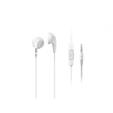 Maxell Stereo Ear Buds + Mic Ohrhörer Freisprechfunktion 3,5mm Klinke