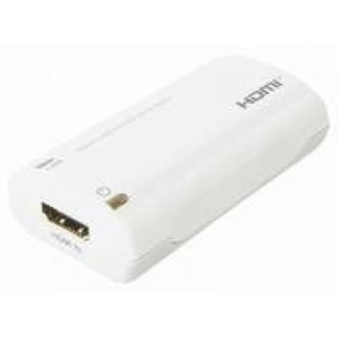 HDMI Verstärker bis 35m inkl. Netzteil