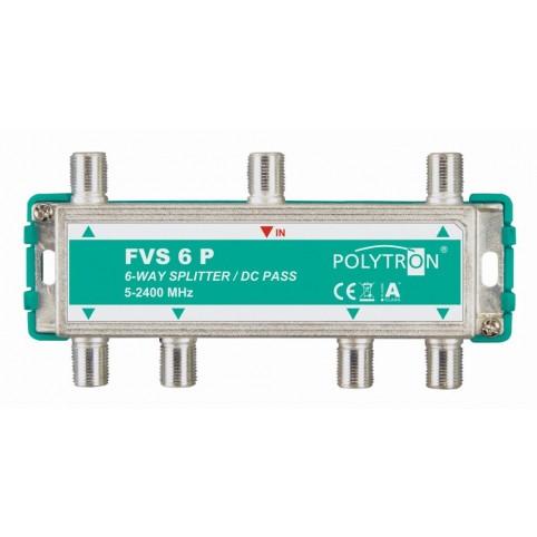 Polytron SAT 6-fach Verteiler