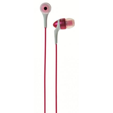 MAXELL Canalz iPod Ohrhörer Smartphone Klinke 3,5mm rosa