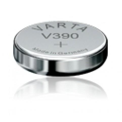 VARTA SR1130SW Silberoxyd 1,55V 80mAh 3,05x Ø11,6mm