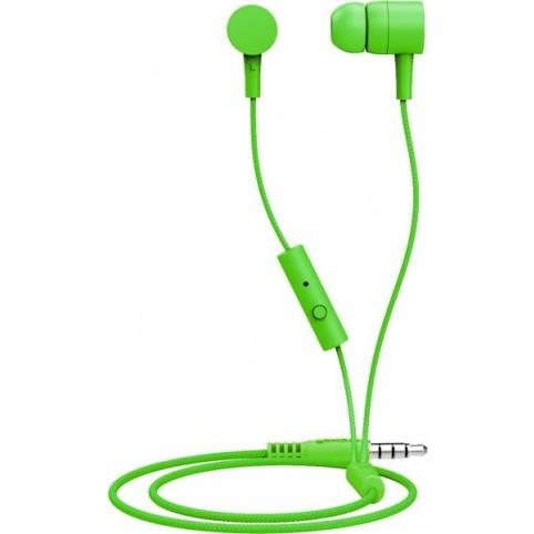MAXELL SPECTRUM Ohrhörer grün 3,5mm Klinke Smartphone