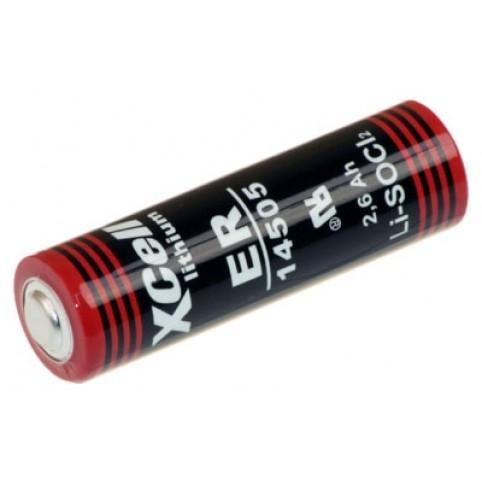 XCell AA Lithiumbatterie 3,6V 2.400mAh 1er Blister