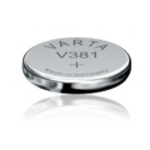 SR1120SW Silberoxyd 1,55V 45mAh 2,1x Ø11,6mm V381