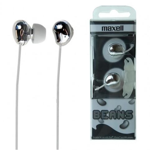 MAXELL Cool Beans Ohrhörer silber