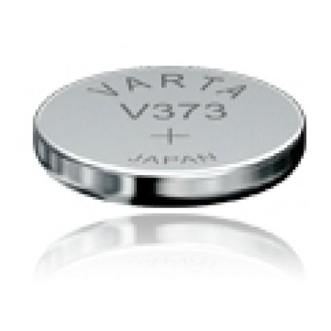 V373 SR916SW Silberoxyd 1,55V 23mAh 1,6x Ø9,5mm