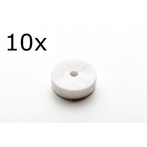 ERSA Filterstopfen für X-Tool Vario 10er-Pack
