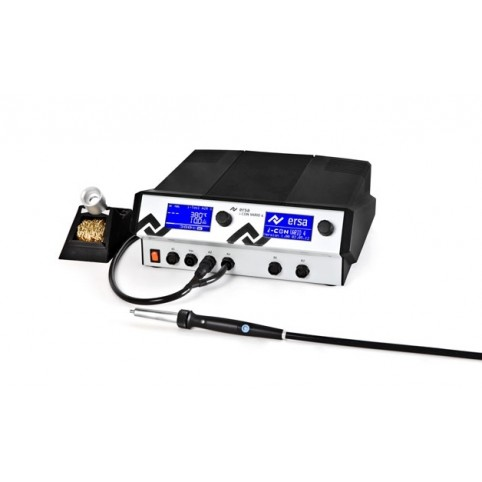 Ersa i-CON VARIO 4 Mehrkanal-Löt und Entlötstation 500 W mit i-Tool Air S