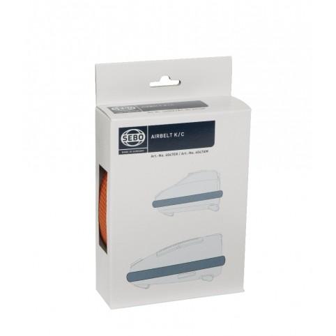 SEBO Airbelt Stoßbandage für Sebo K-, C- und D-Geräte, rot/orange