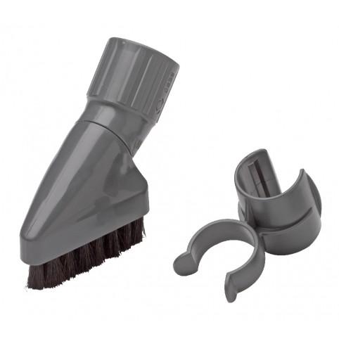 SEBO Staubpinsel mit Naturhaar und Zubehörklammer für Sebo K- Geräte