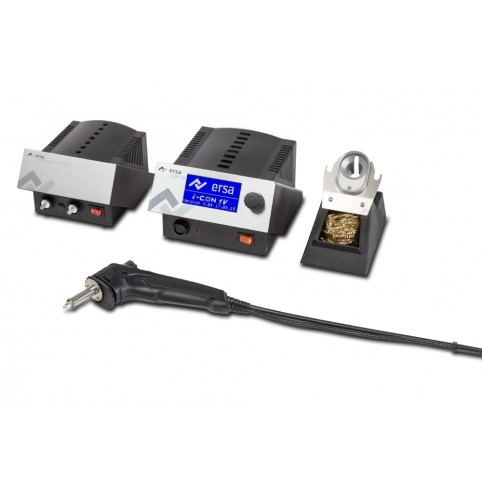 ERSA i-CON1V ESD Profi-Lötstation X-Tool Vario 150W Auto-Standby kompatibel weiteren Lötwerkzeugen