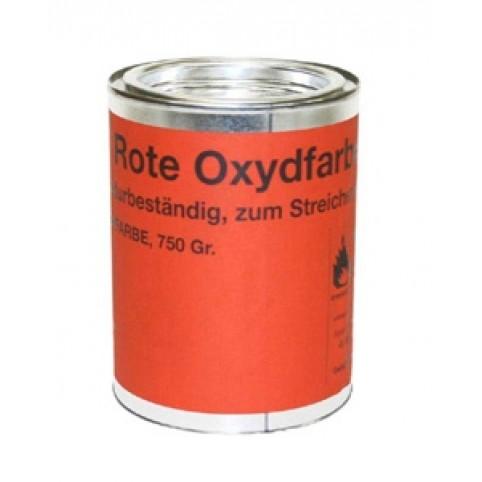 ERSA Oxidfarbe für Löt-Tiegel rot 750g