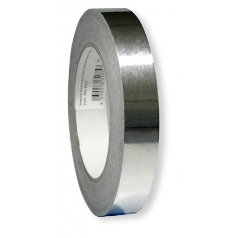 Rework Aluminium Folie selbstklebend 20mm breit 40m Rolle