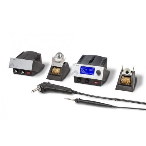 ERSA i-CON2V ESD 2 Kanal-Lötstation & Vakuum mit i-TOOL 150W & X-Tool Vario 150W