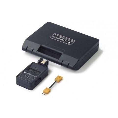 ERSA Temperaturmessgerät mit Digitalanzeige komplett im Kunststoffkoffer
