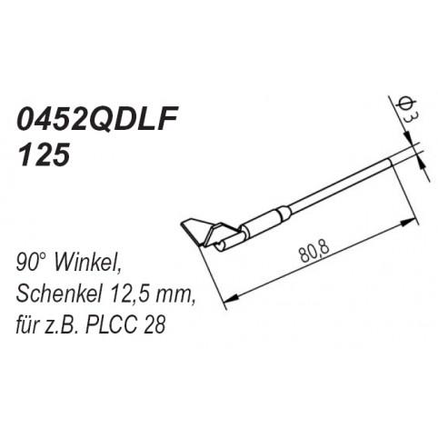 ERSA Entlötspitzen-Satz Schenkel im 90° Winkel 12,5 mm für Chip-Tool
