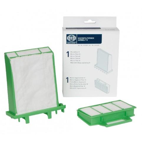SEBO Microfilterbox für Sebo Airbelt K-Gerät