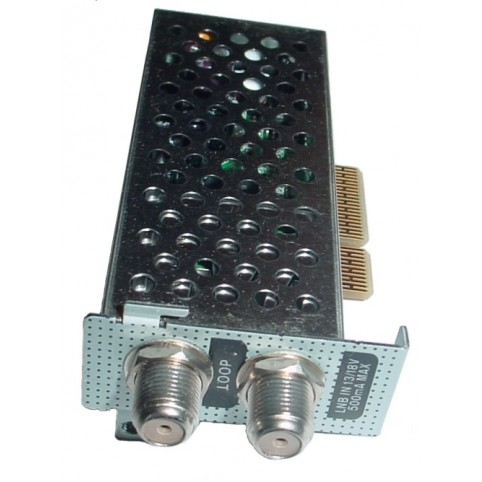 GALLUNOPTIMAL DVB-S (Satellit) Tuner für Receiver AUGUST