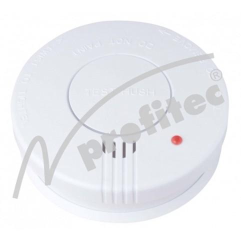 Profitec optischer Rauchmelder KD127C nach europaweiterm Sicherheitsstandard EN14604
