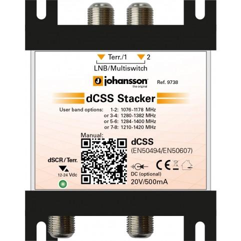 Johansson Digitaler SCR-Stacker 2in1