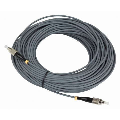 Optisches Indoor-Kabel single mode FC/PC Anschlüsse 40 m
