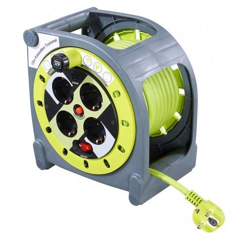 Masterplug Pro XT Kabeltrommel Kassette M 15m