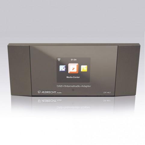 Albrecht Hybridradio-Adapter DR463 DAB+/UKW