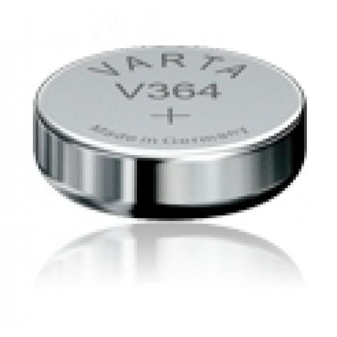 VARTA SR621SW Silberoxyd 1,55V 20mAh