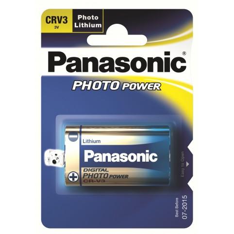 Panasonic CR-V3 Lithium Photo im 1er Blister