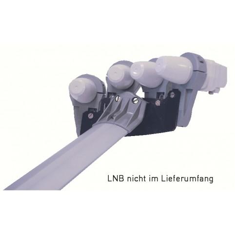 LNB Erweiterung für BISAT G2 auf 13/19,2/23,5/28,2°E