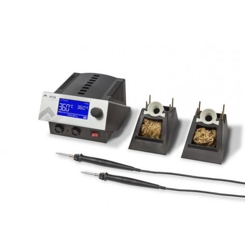 ERSA i-CON2V mit 2x i-TOOL 150W (antistatisch und updatefähig)