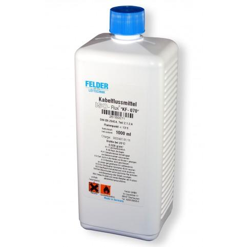 Felder Flussmittel ISO-Flux Kabelflussmittel KF-070 1L Flasche