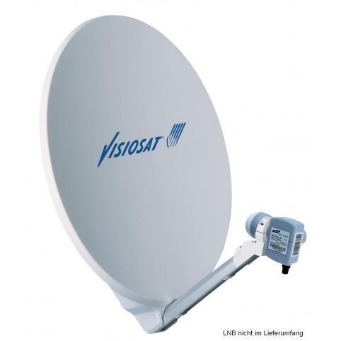 CAHORS 65cm Profi-Antenne Kunststoff,weiß