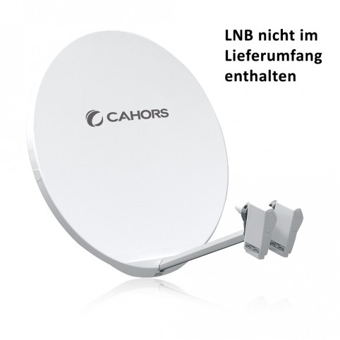 CAHORS 100cm Profi-Antenne Kunststoff