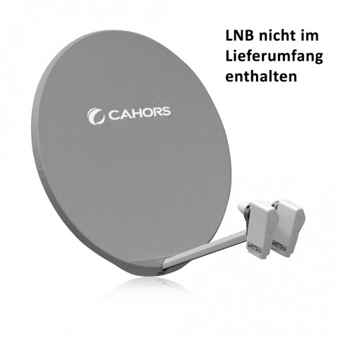 CAHORS 100cm Profi-Antenne Kunststoff, anthrazit