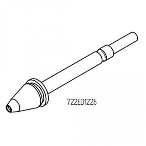 ERSA Entlötspitze für X- Tool Durchmesser innen 1,2 mm außen 2,6 mm