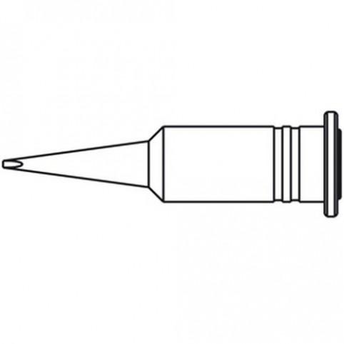 ERSA Lötspitze für Independent 130 gerade vernickelt meißelförmig 1,0 mm