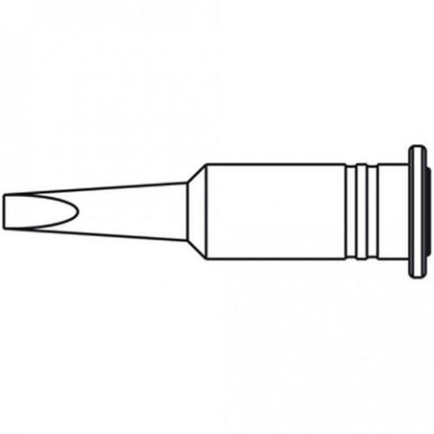 ERSA Lötspitze für Independent 130 gerade vernickelt meißelförmig 3,2 mm