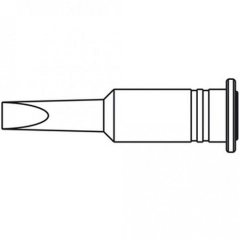 ERSA Lötspitze für Independent 130 gerade vernickelt meißelförmig 4,8 mm