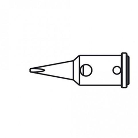 ERSA Lötspitze für Independent 75 gerade vernickelt meißelförmig 1,0 mm