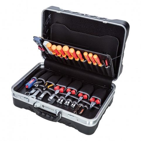 Bernstein Service-Koffer TELEDATA mit 65 Werkzeugen