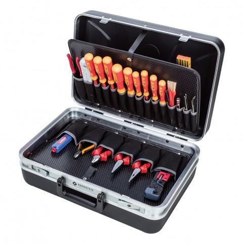 Bernstein Service-Koffer Performance TELEDATA mit 54 Werkzeugen